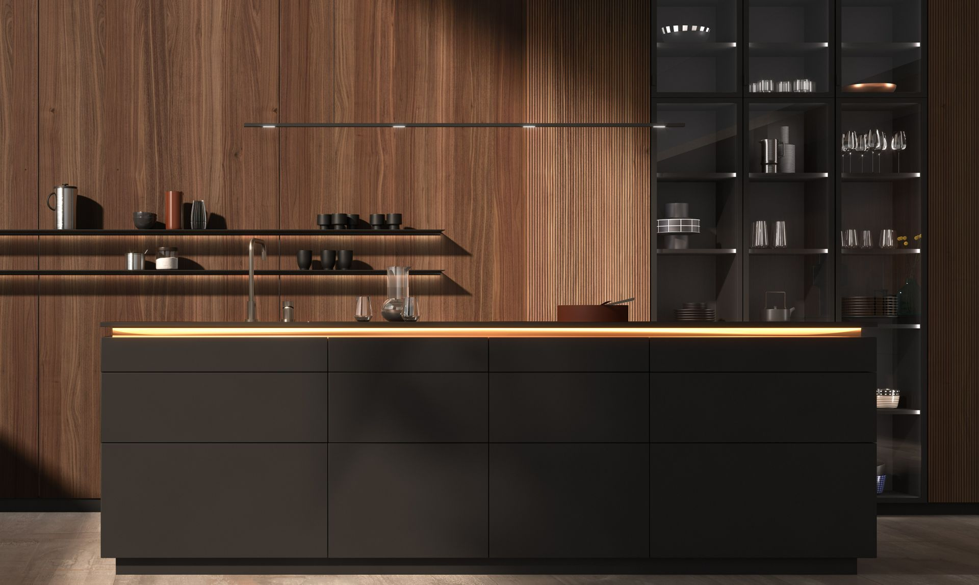 LEICHT   THE ARCHITECTURAL KITCHEN   Made in Germany